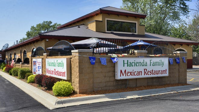 A South Asian-themed restaurant named Spice is planning on coming to the old Hacienda Family Mexican Restaurant location.