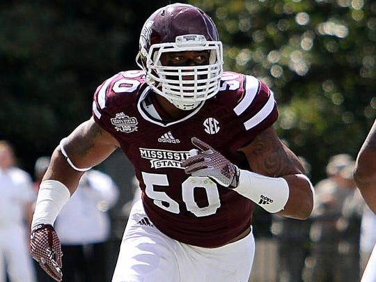 Mississippi State linebacker Benardrick McKinney will forgo his senior season and enter the NFL Draft.