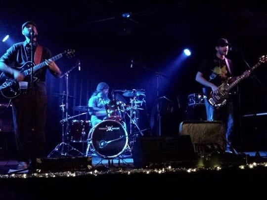 Darkness Dear Boy's gig this weekend at the Three Rivers Brewery will mark its debut in Farmington.