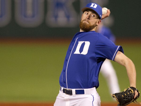 Asheville Christian Academy graduate Bailey Clark received a $450,000 signing bonus from the Chicago Cubs.