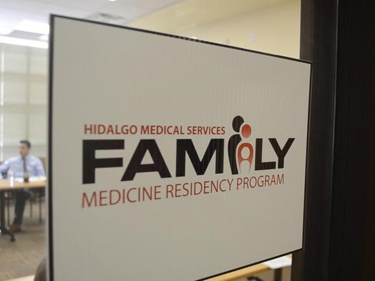 The Hidalgo Medical Services clinic in Silver City has apartments for three family physician medical residents to complete their training.