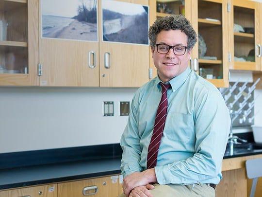 World of Inquiry School 58 teacher Chris Widmaier.