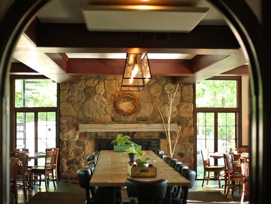 Mission Table restaurant on Old Mission Peninsula on