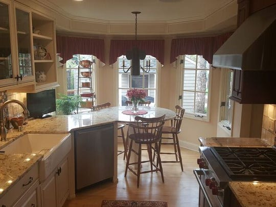 The home at 8725 Jackson Park Blvd., Wauwatosa. The