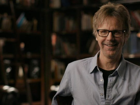"""Dana Carvey in a scene from """"Too Funny To Fail,"""" a"""