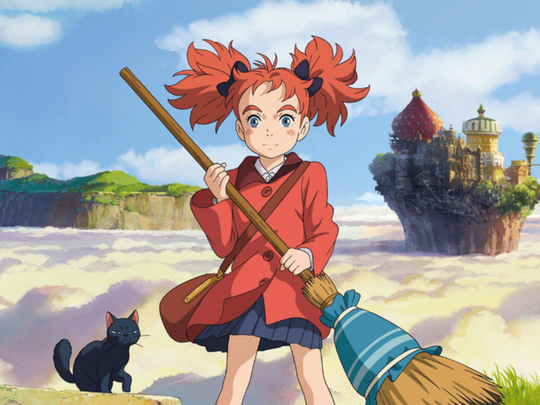 "Catch the latest from Oscar-nominated director Hiromasa Yonebayashi (""Spirited Award"") his latest, ""Mary and the Witch's Flower"" is shown for free at 10 a.m. Saturday as part of The Florida Animation Festival at All Saints Cinema. The rest of animated works on display - ranging for shorts aimed at families to adult-oriented material to FSU film school-made pieces to the judges' choices - are part of the festival, which runs at All Saints starting today and through Sunday. VIP pass tickets are $40. Various screenings are different prices. Visit www.floridaanimationfestival.com."