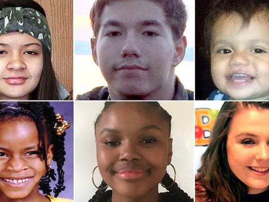 Missing children from Wisconsin