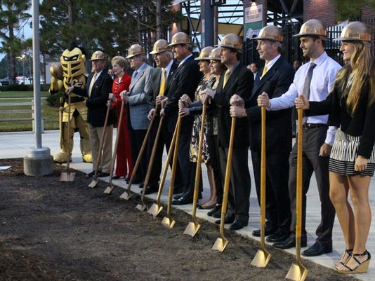 Wayne Densch Center Groundbreaking