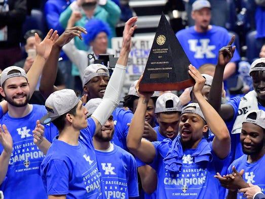 Ncaa Bracketology Kentucky Is No 1 Seed Uc Bearcats No: Bracketology: Duke And North Carolina Nab No. 1 Seeds Over