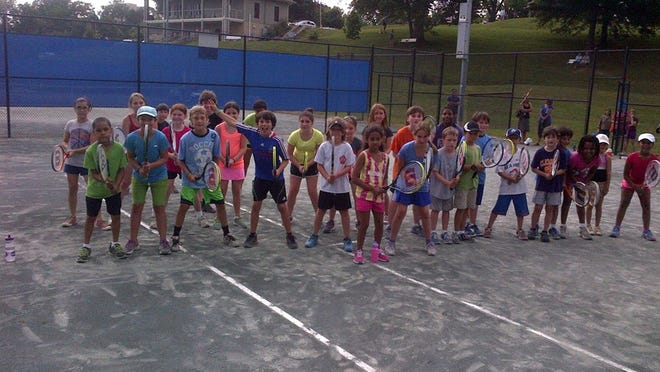 The City of Asheville Junior Open will be held this weekend at Aston Park Tennis Center.