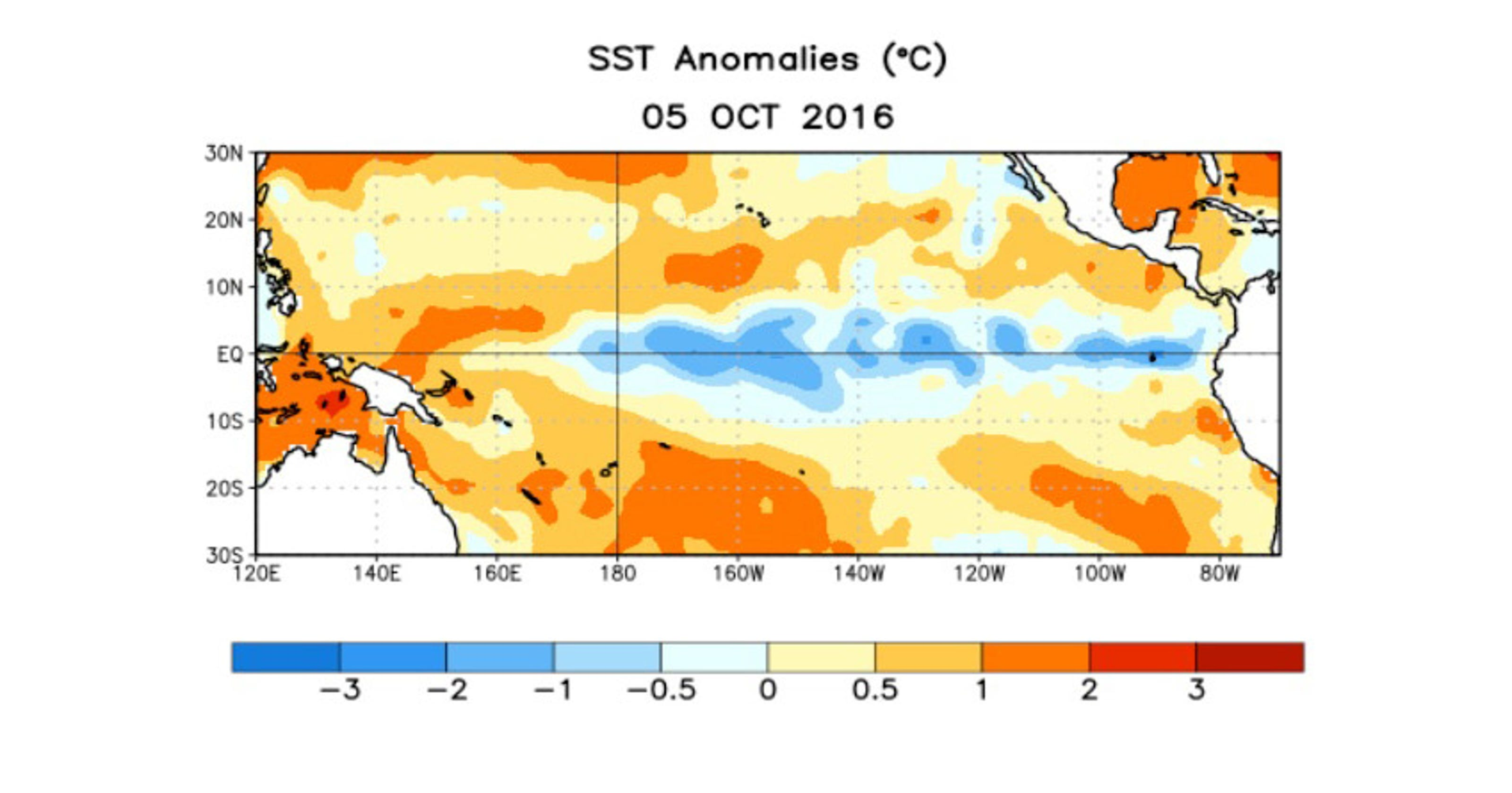 How will the lurking La Niña affect our winter?
