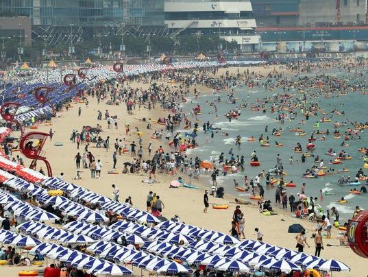 EPA SOUTH KOREA WEATHER WEA WEATHER KOR