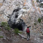 Caves and rocky outcrops on the Mount Helena Trail keep hikers interested.