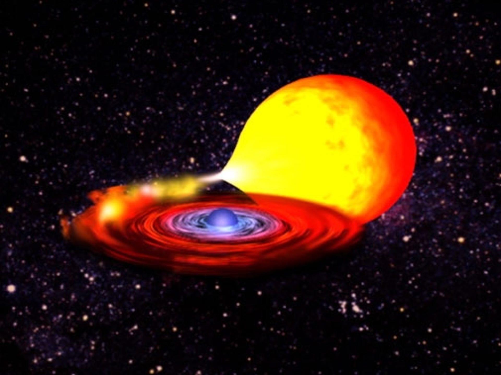 neutron star collision nasa - photo #28