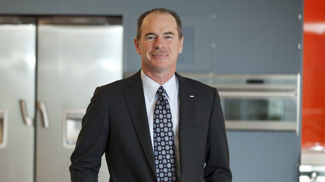 Electrolux CEO Keith McLoughlin sat down for an exclusive interview about Electrolux's acquisition of GE Appliances.