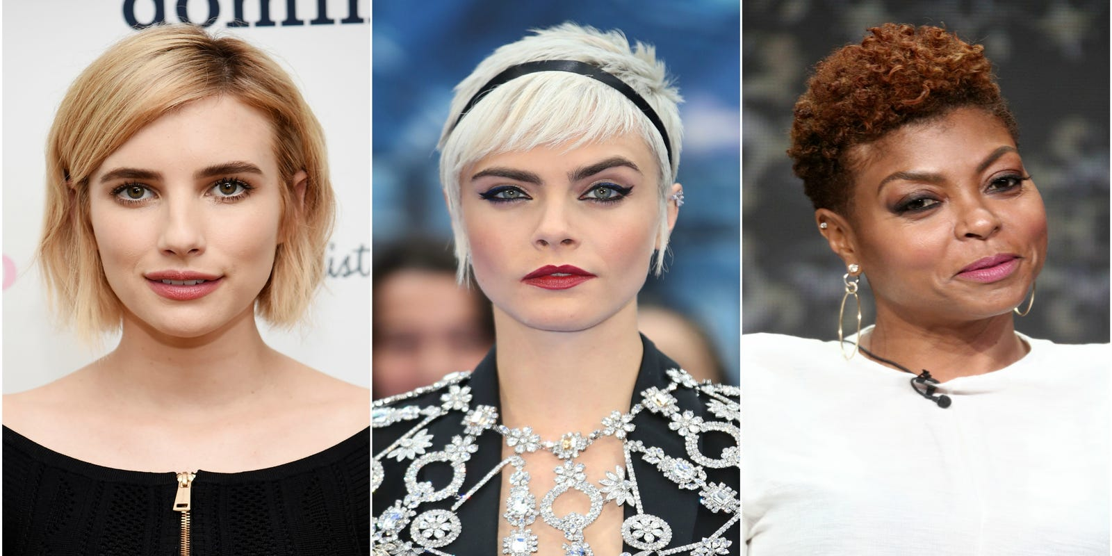 2017s Big Hair Trend Is Short Sweet And Empowering