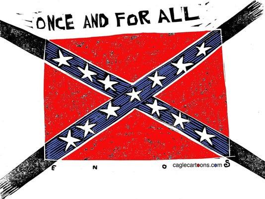 Confederate toon