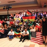 Drury University's international students recently shared their culture, through food, with their American classmates.