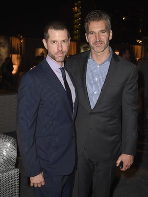 'Game of Thrones' creators D.B. Weiss and David Benioff have drawn ire over their new HBO show, 'Confederate.'