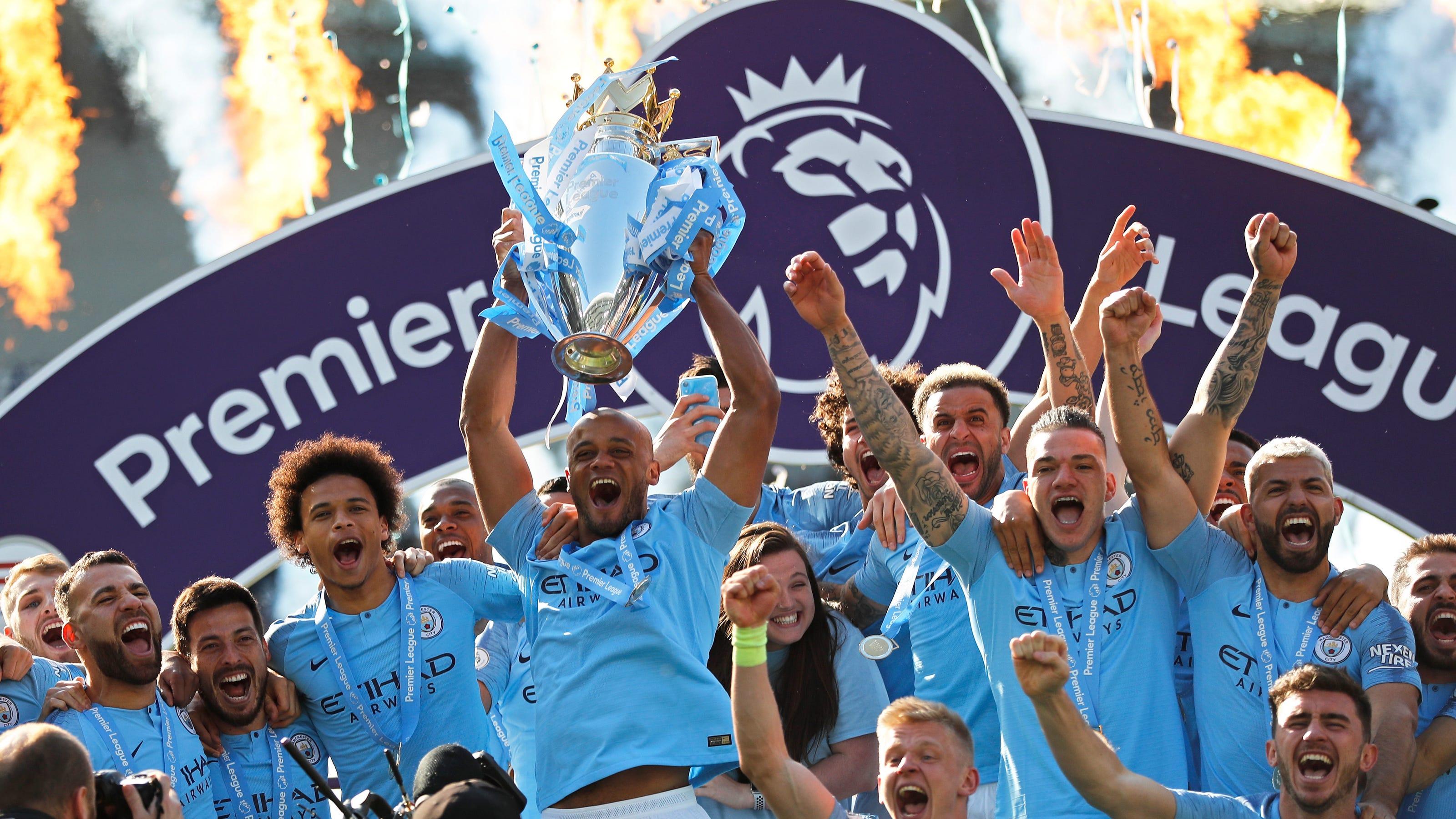 English Premier League broadcast rights rise to $12 billion