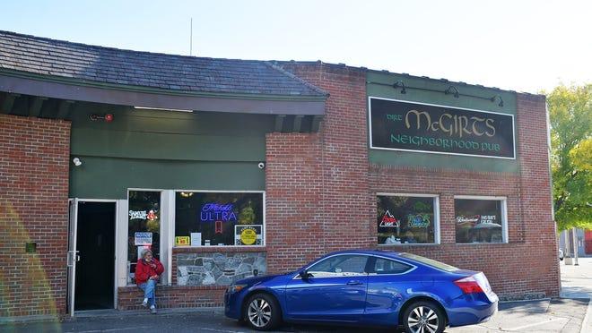Dirt McGirt's pub at 1051 Main St., Worcester