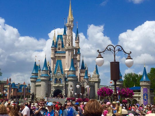 Walt Disney World's Magic Kingdom remains the world's most popular theme park, with more than 20 million visitors in 2018.