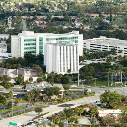 FILE - The Collier County Government Center on Dec.