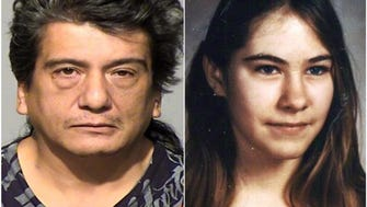 Jose E. Ferreira (left) was charged in 2015 with killing Carrie Ann Jopek (right), 13, in 1982.