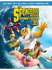 """The SpongeBob Movie: Sponge Out of Water"" releases"