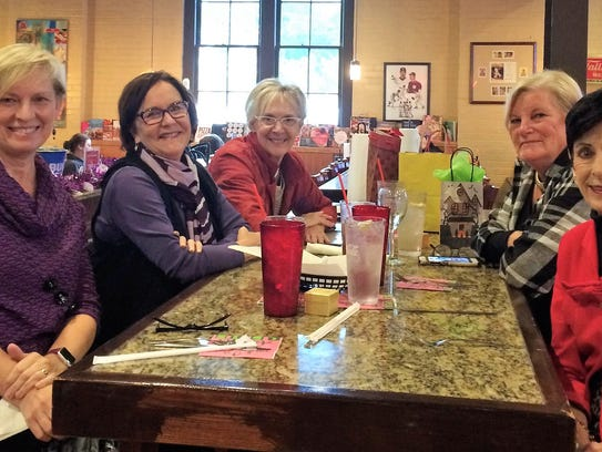 Birthday celebration – Lucy Himstedt's friends helped