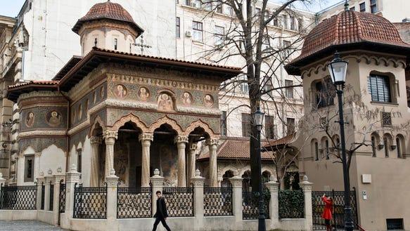 AP Romania Travel 5 Free Things Bucharest