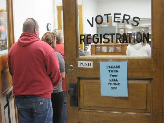 indiana voter registration