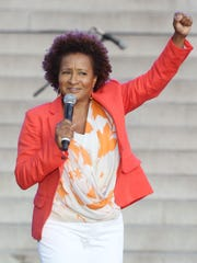 Comedian Wanda Sykes announced she had breast cancer