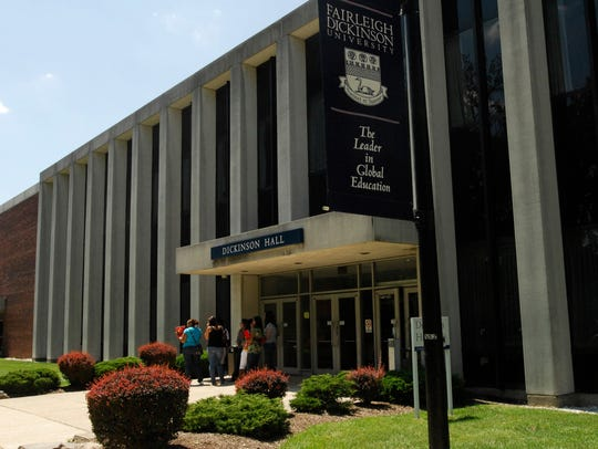 Dickinson Hall at Fairleigh Dickinson University's