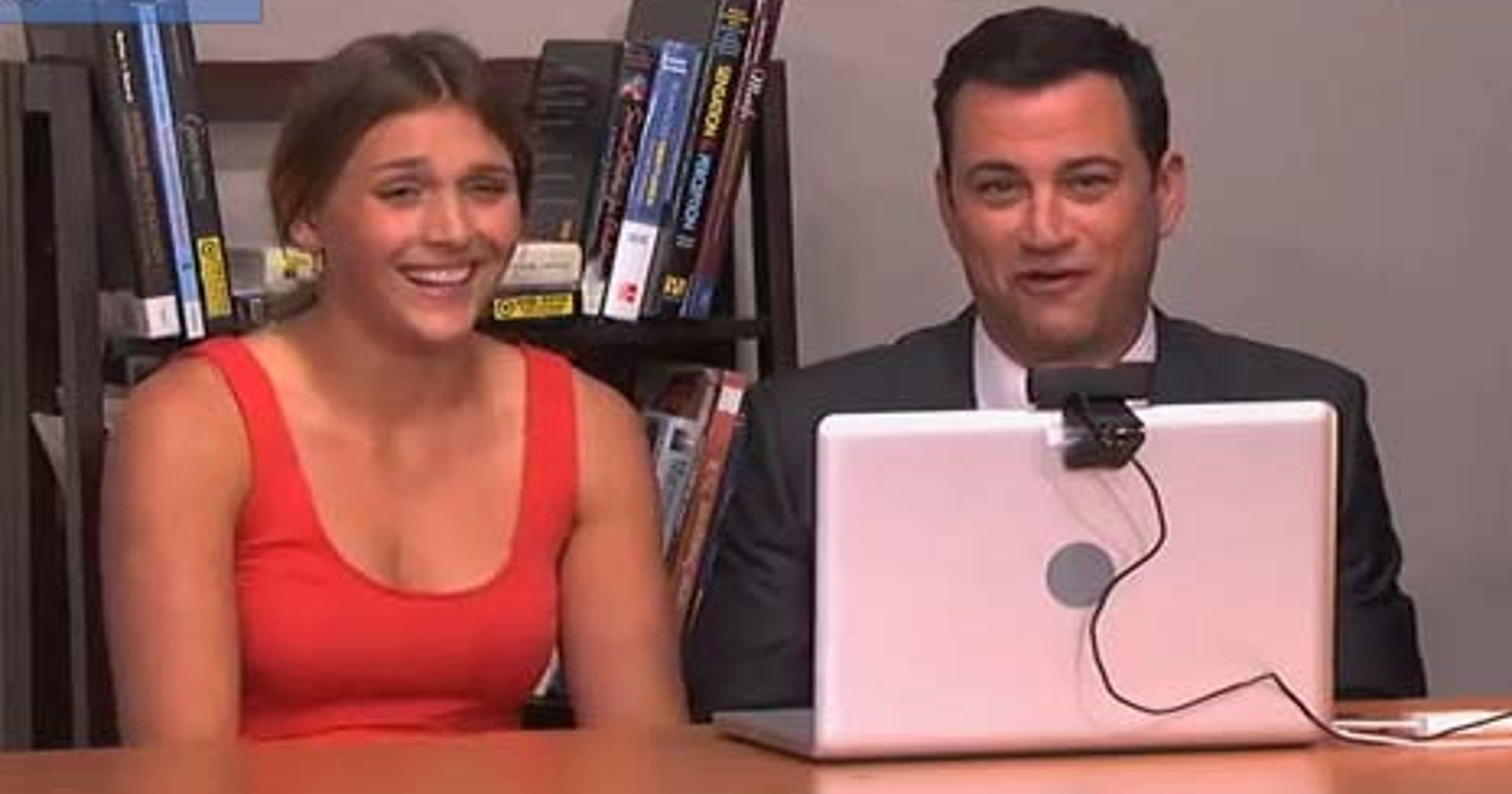 Jimmy Kimmel: \'Twerking girl on fire\' video was a hoax