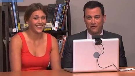 Jimmy Kimmel came clean about the twerking video on Monday's 'Jimmy Kimmel Live' show.