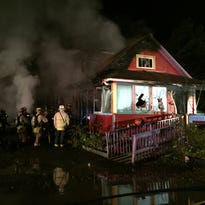 Fire destroys home, small business in New Paltz