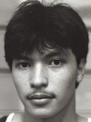 Pat TaitanoSport: VolleyballPhoto archive date April 3, 1988.
