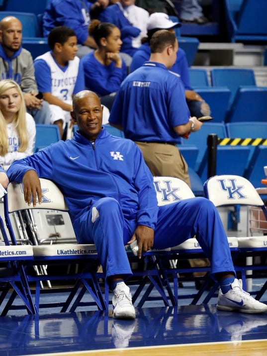 UK basketball | Kenny Payne knows why Louisville and Kentucky are special programs