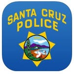 Santa Cruz Police Department app logo.