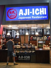 The Aji-Ichi Japanese Restaurant at the Guam Premier Outlets on Oct. 11, 2017.