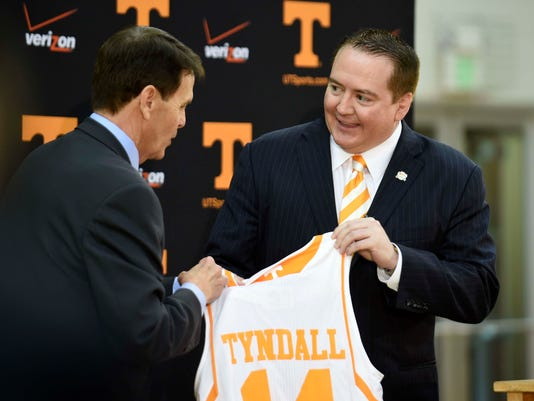 Tennessee Tyndall Basketball