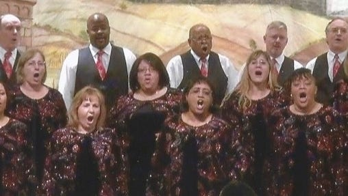 The Voices of Unity Choir to perform Sunday, Dec. 13, at First Presbyterian Church in Staunton.