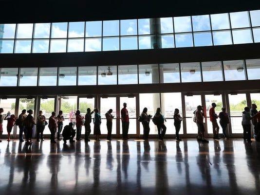 APTOPIX Health Overhaul Texas