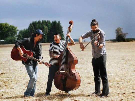 Scratchdog Stringband will play Americana and rockgrass Friday at Milltown Pub Silverton.