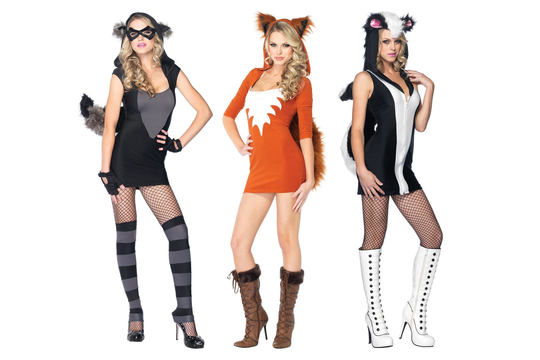 Sexy Halloween costumes Women just can\u0027t win