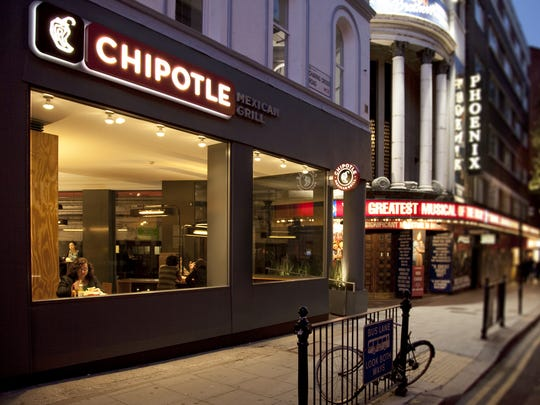 Chipotle is holding a national career day on Sept.