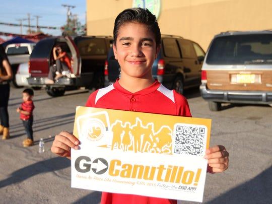 Michael Castillo.
