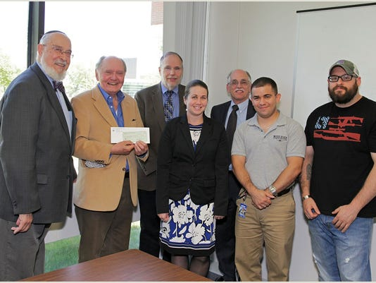 6-Rotary-New-Brunswick-Presentation-of-Veteran-Scholarship-at-MCCC