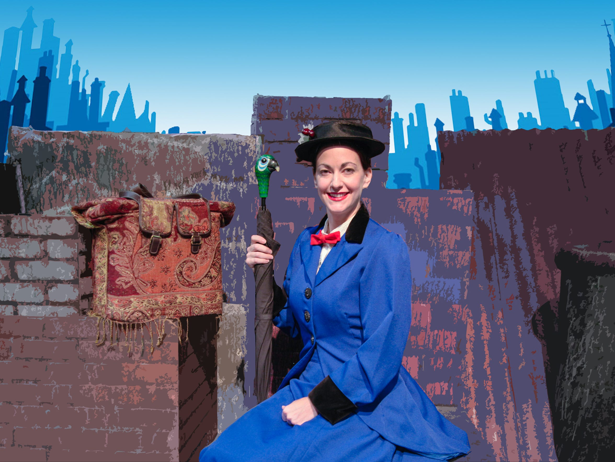 'Mary Poppins' takes stage this weekend at The Arts